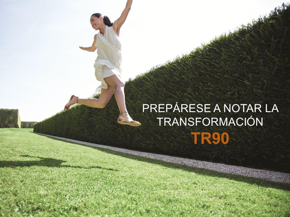 PREPÁRESE A NOTAR LA TRANSFORMACIÓN