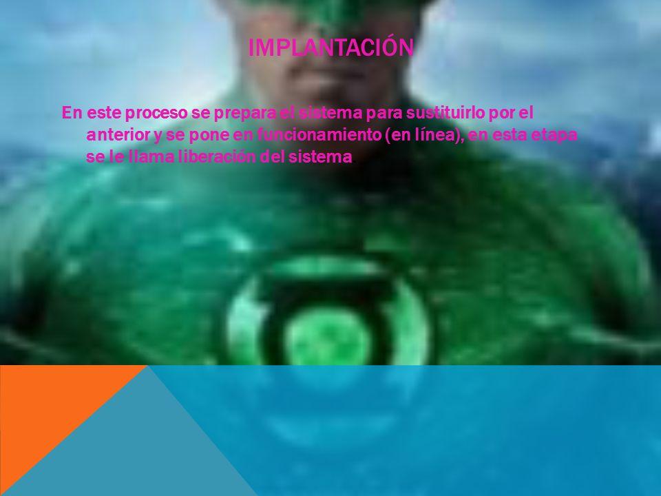 implantación