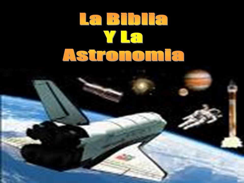 La Biblia Y La Astronomia