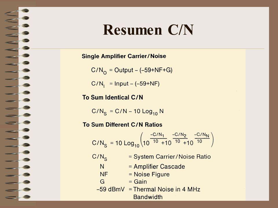 Resumen C/N