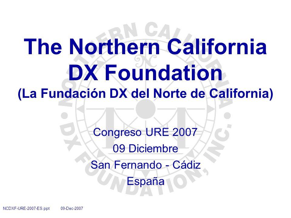 Congreso URE 2007 09 Diciembre San Fernando - Cádiz España