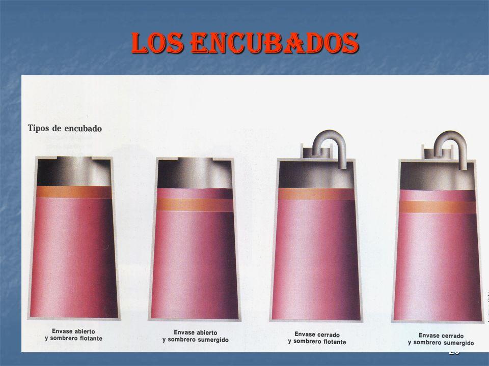 LOS ENCUBADOS
