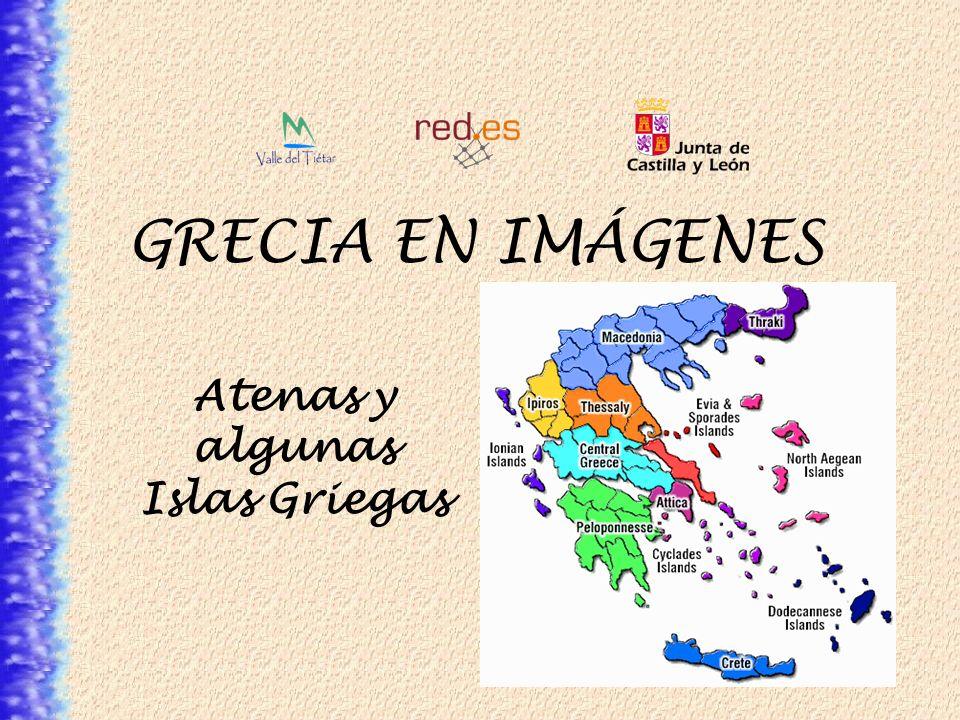 Atenas y algunas Islas Griegas
