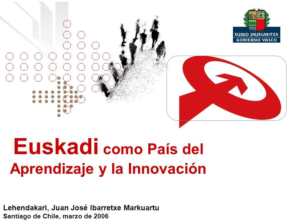 Euskadi como País del Aprendizaje y la Innovación