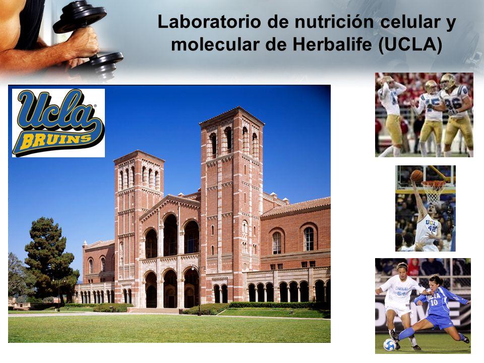 Laboratorio de nutrición celular y molecular de Herbalife (UCLA)