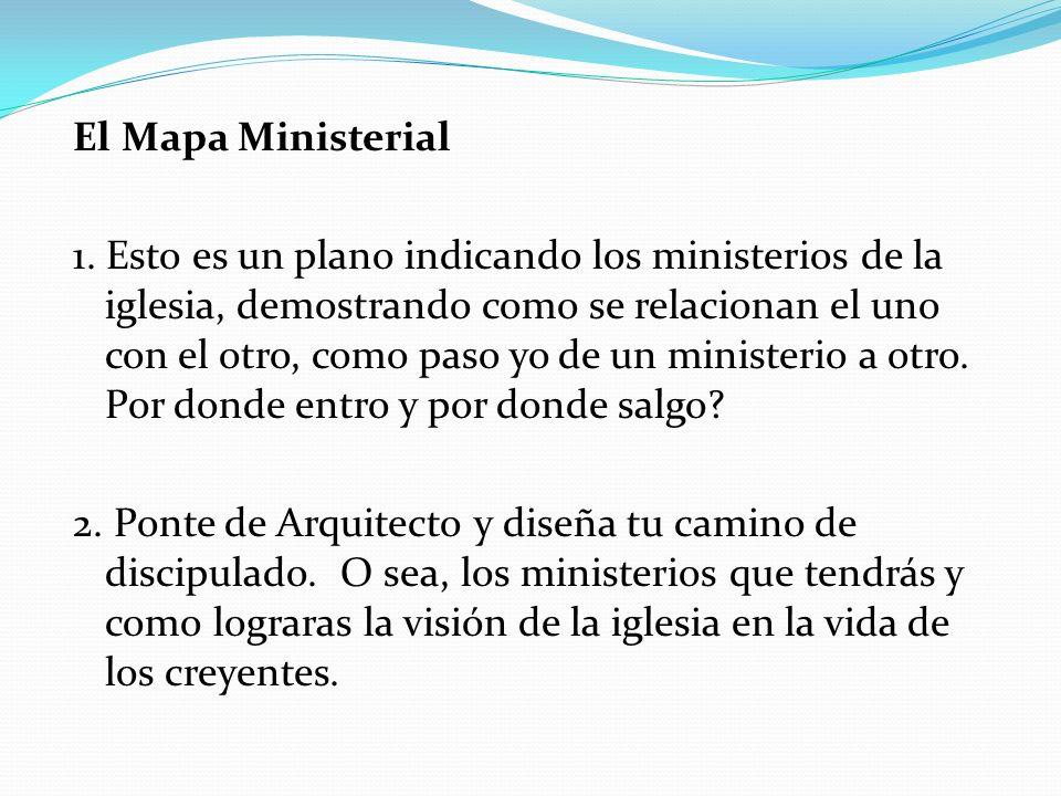 El Mapa Ministerial 1.