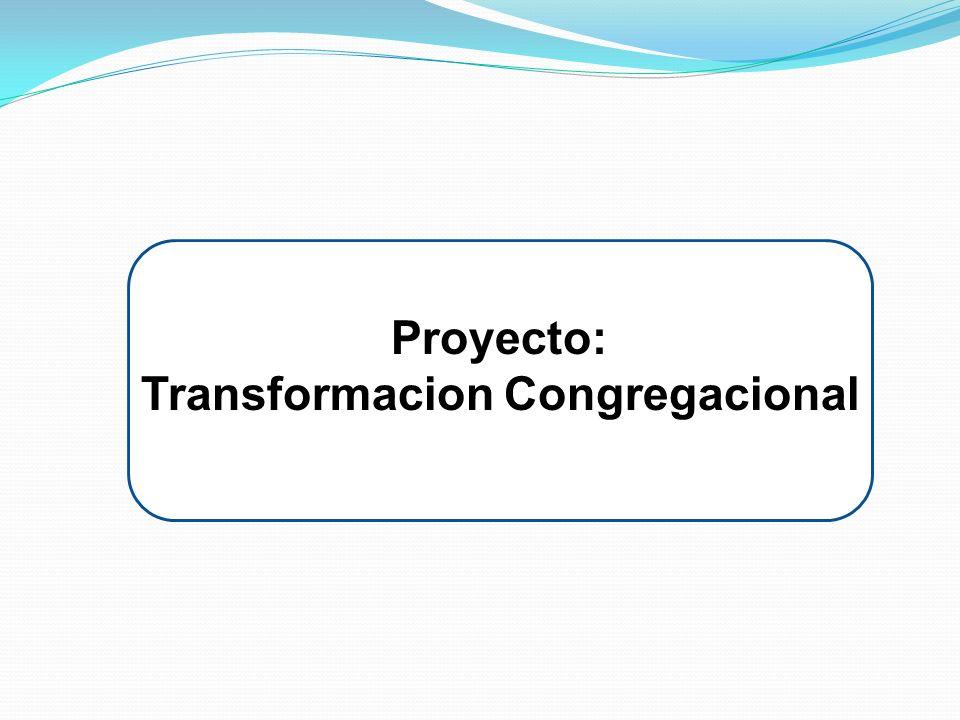 Transformacion Congregacional