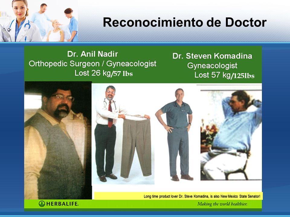 Reconocimiento de Doctor