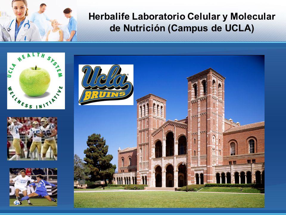 Herbalife Laboratorio Celular y Molecular de Nutrición (Campus de UCLA)