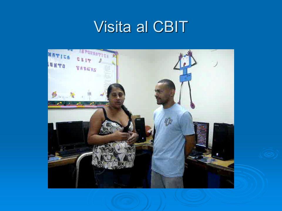 Visita al CBIT