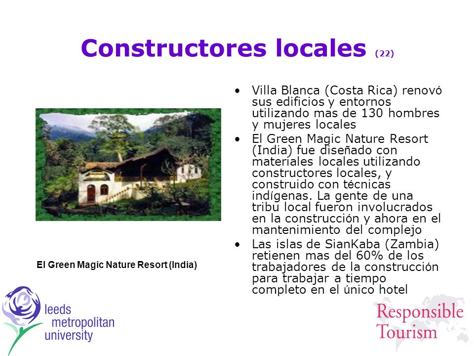 Constructores locales (22)