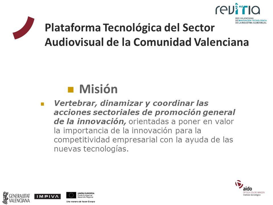 Plataforma Tecnológica del Sector Audiovisual de la Comunidad Valenciana