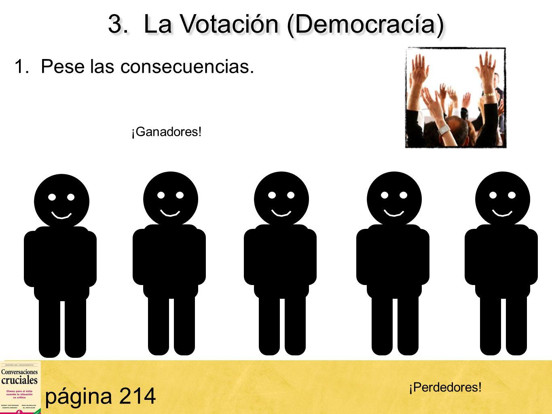 3. La Votación (Democracía)