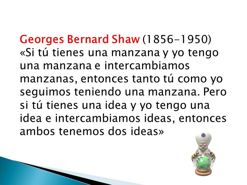Georges Bernard Shaw (1856-1950)