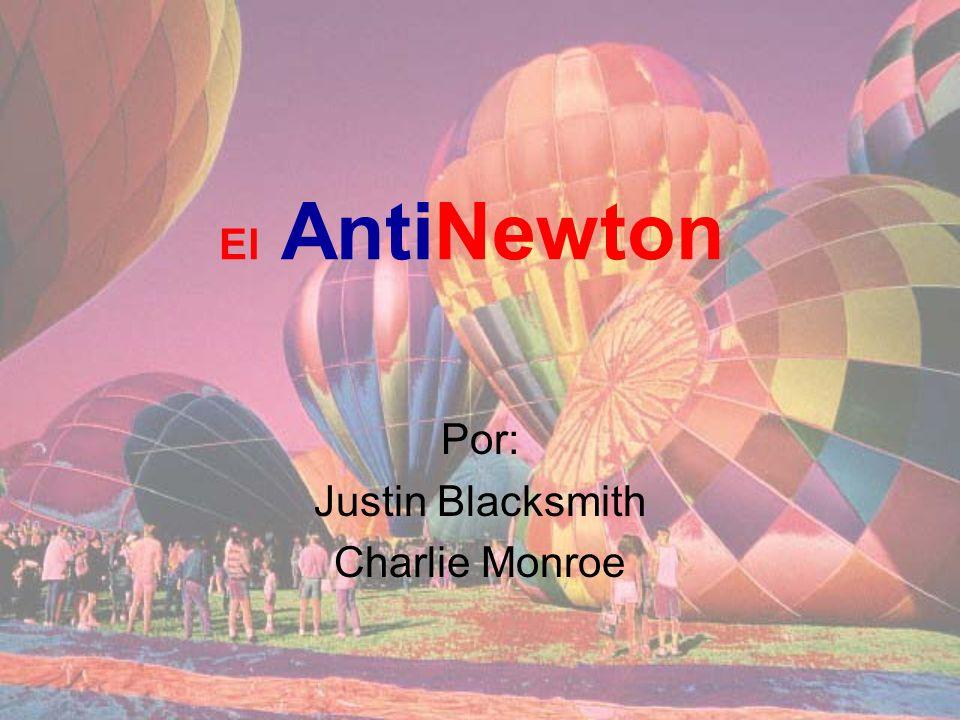 Por: Justin Blacksmith Charlie Monroe