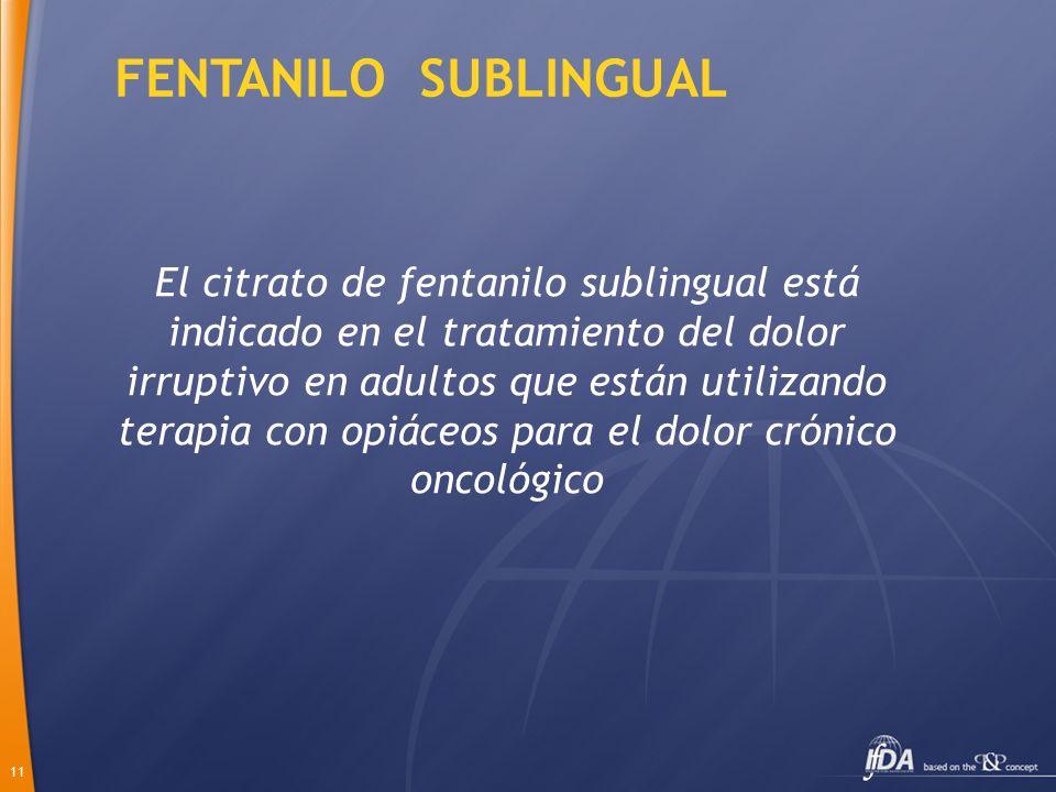 FENTANILO SUBLINGUAL