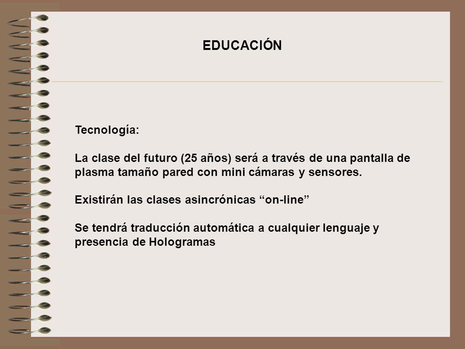 EDUCACIÓN Tecnología: