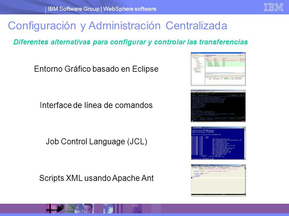 Configuración y Administración Centralizada