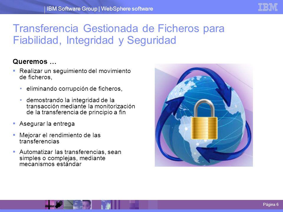 Transferencia Gestionada de Ficheros para Fiabilidad, Integridad y Seguridad