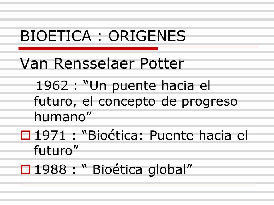 1962 : Un puente hacia el futuro, el concepto de progreso humano