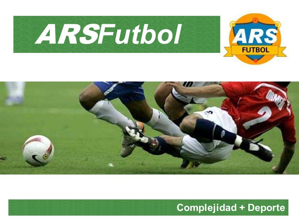 ARSFutbol Complejidad + Deporte