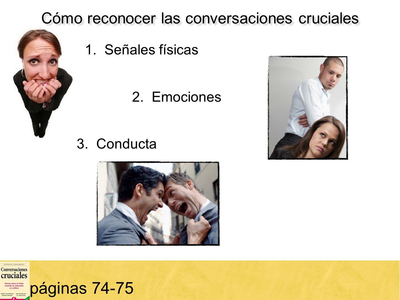 Cómo reconocer las conversaciones cruciales