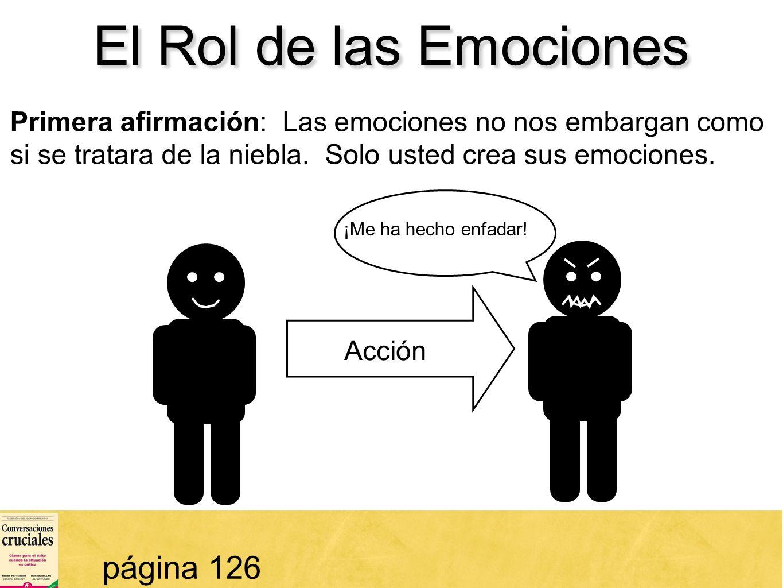 El Rol de las Emociones página 126