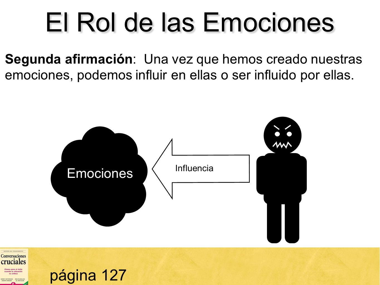 El Rol de las Emociones página 127