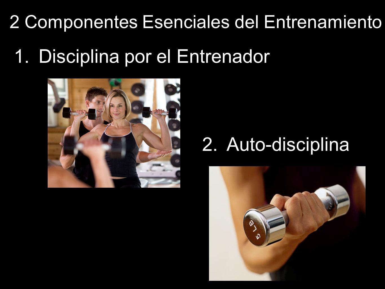 2 Componentes Esenciales del Entrenamiento