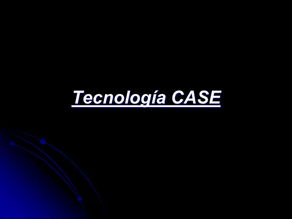 Tecnología CASE