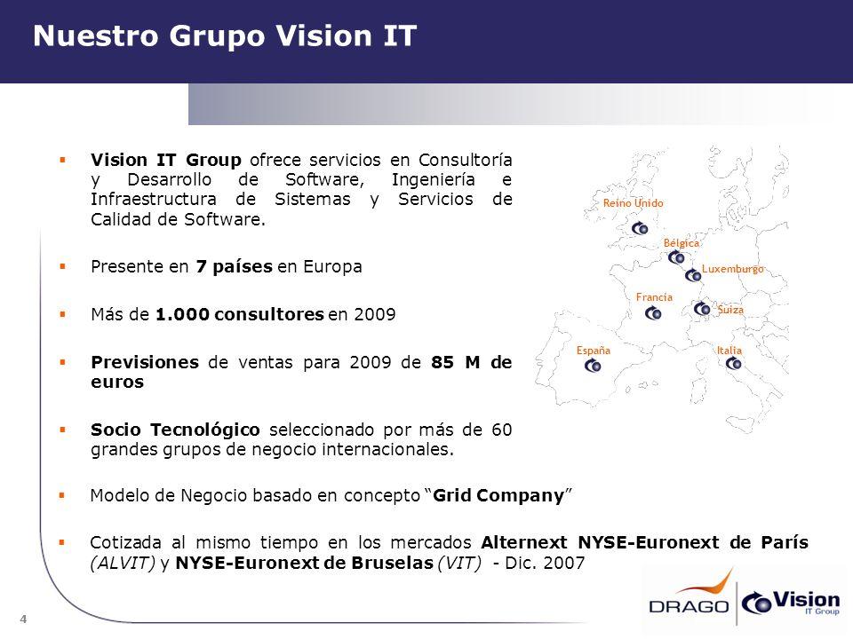 Nuestro Grupo Vision IT