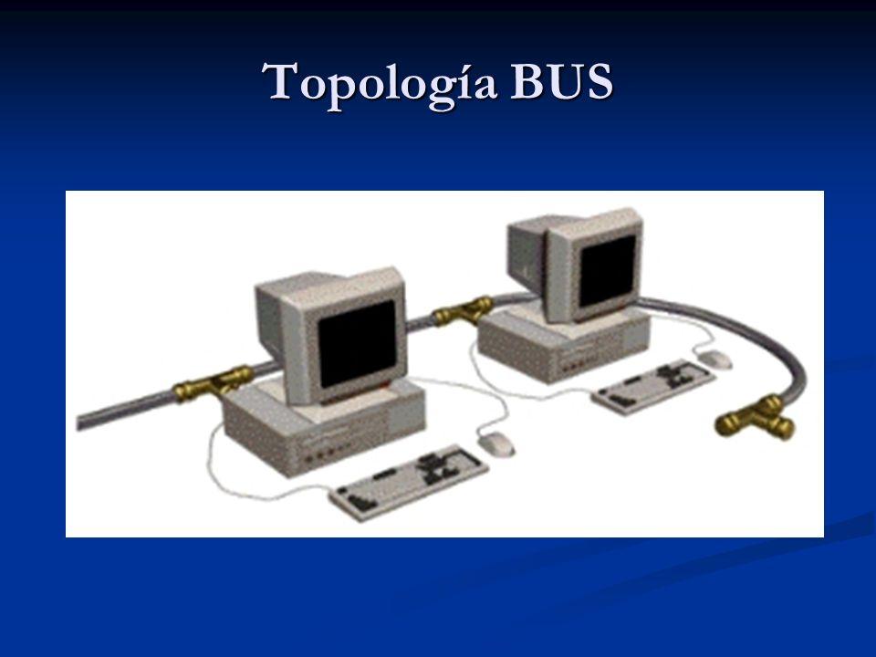 Topología BUS