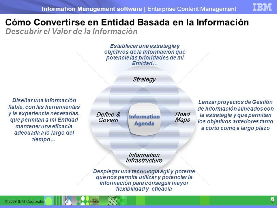 Cómo Convertirse en Entidad Basada en la Información Descubrir el Valor de la Información