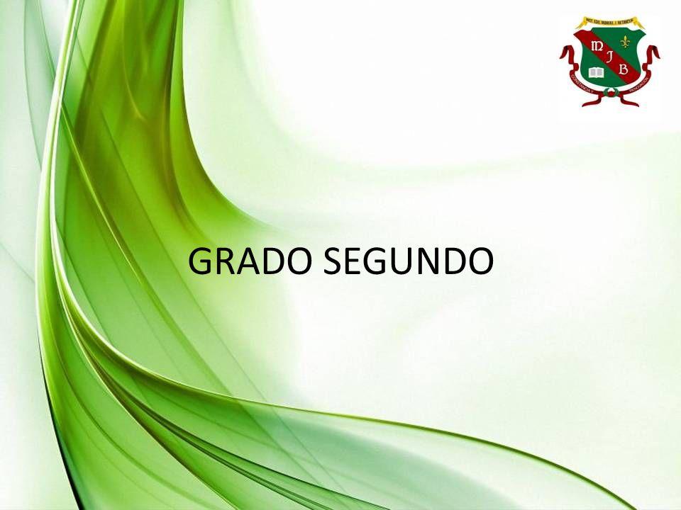 GRADO SEGUNDO