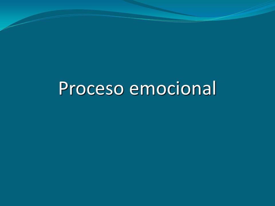 Proceso emocional