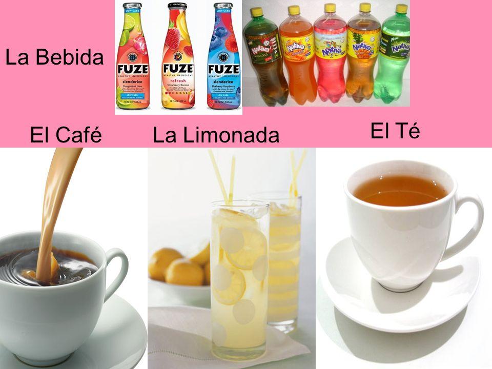 La Bebida El Té El Café La Limonada