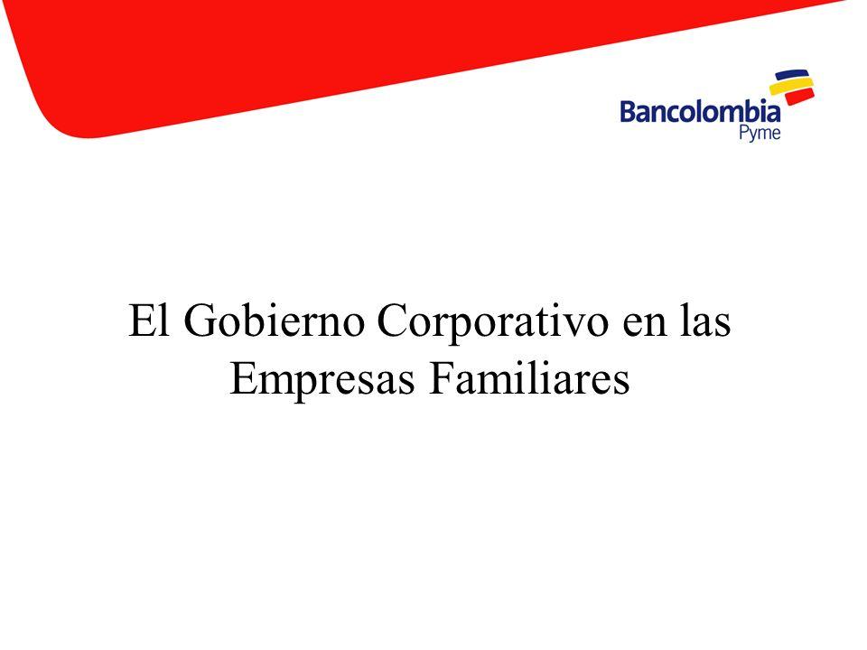 El Gobierno Corporativo en las Empresas Familiares