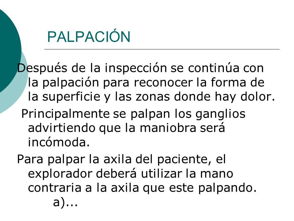 PALPACIÓN