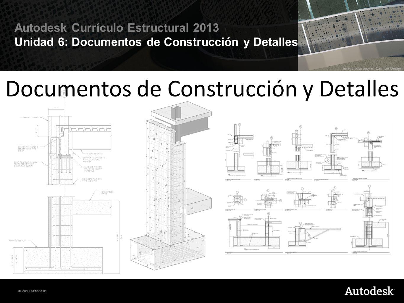 Documentos de Construcción y Detalles