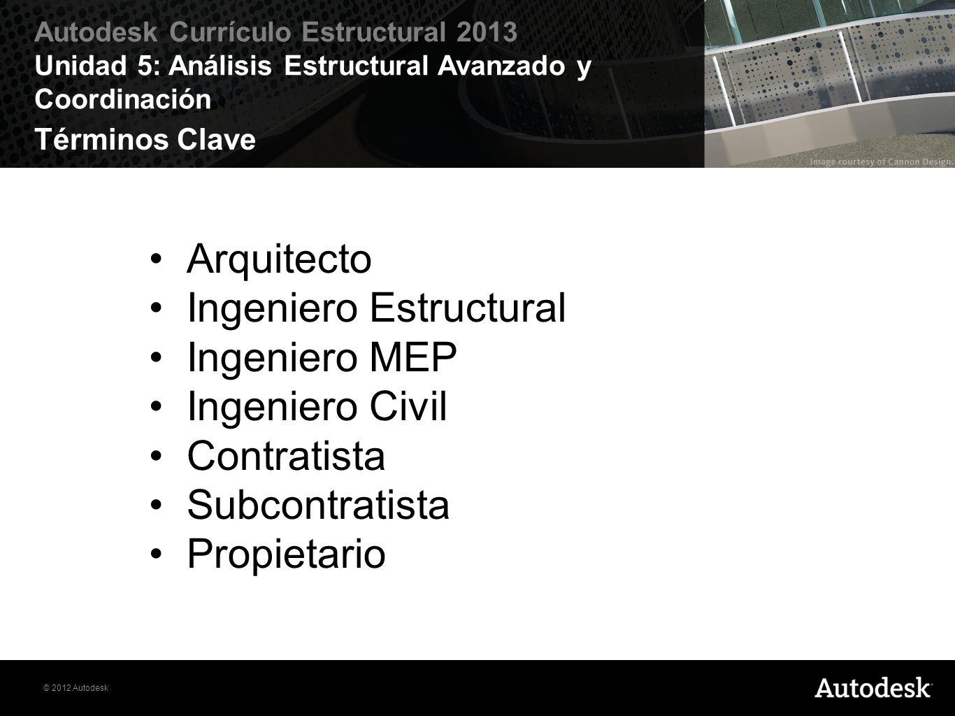 Ingeniero Estructural Ingeniero MEP Ingeniero Civil Contratista