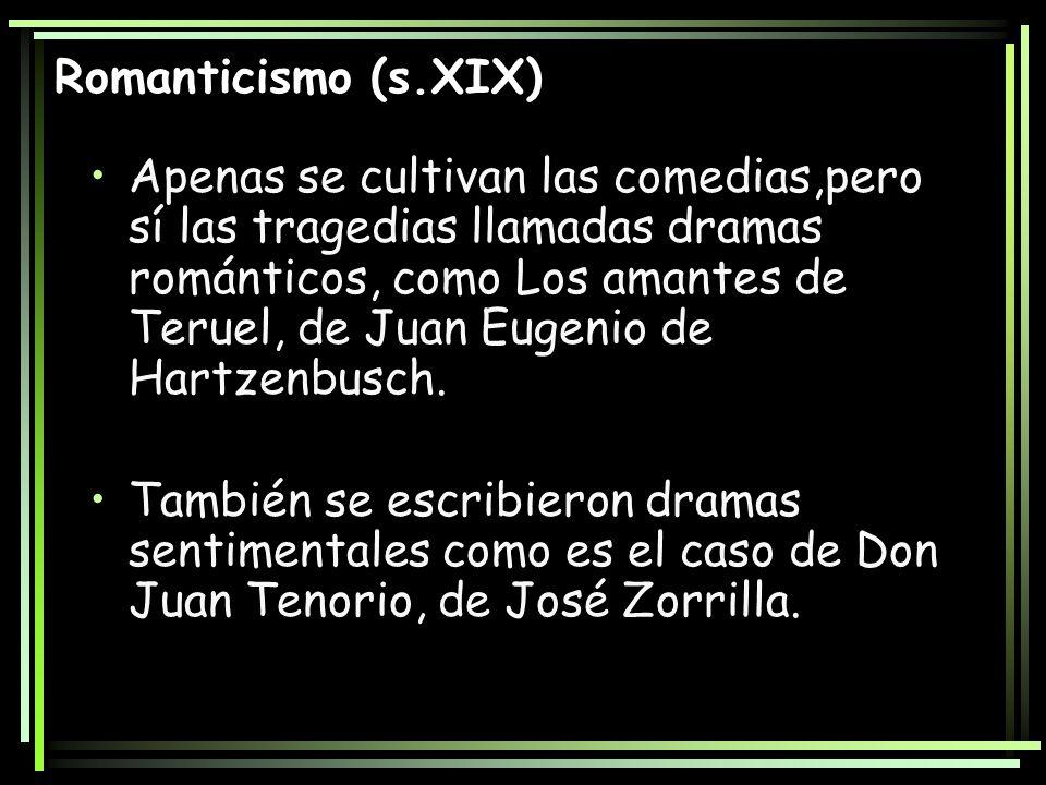 Romanticismo (s.XIX)