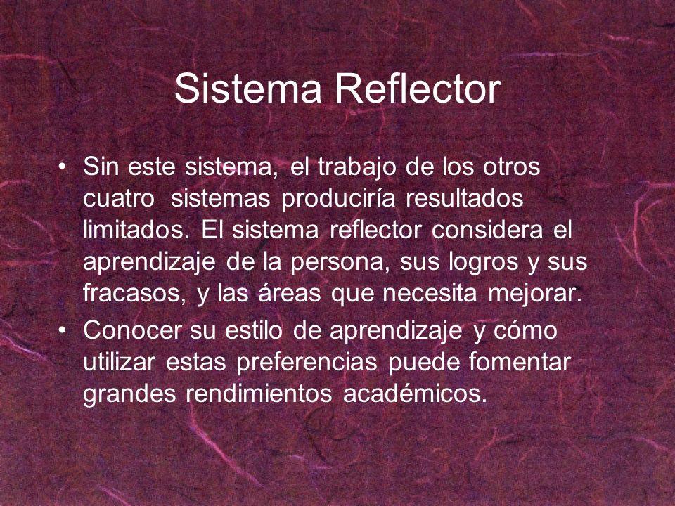 Sistema Reflector
