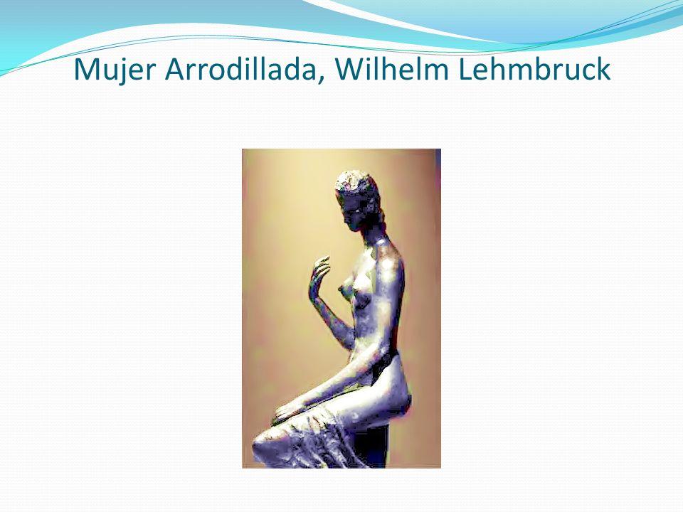 Mujer Arrodillada, Wilhelm Lehmbruck