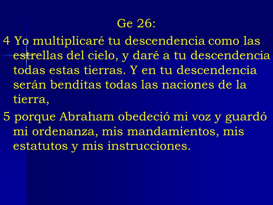 Ge 26: