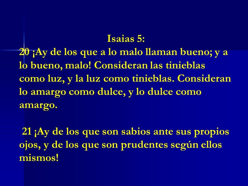 Isaias 5: