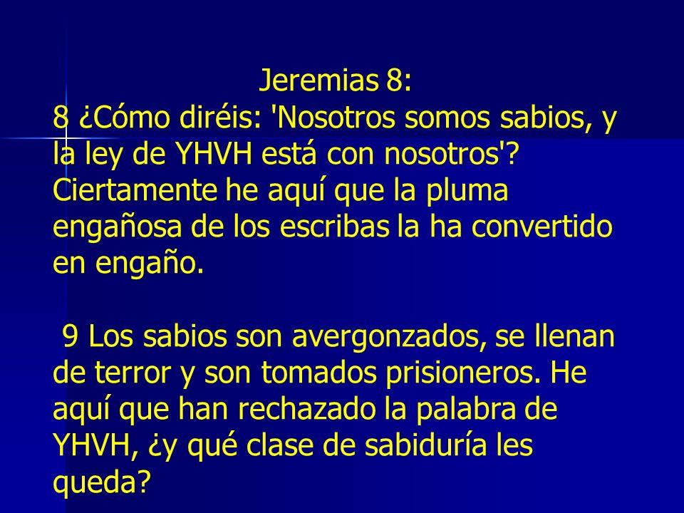 Jeremias 8: