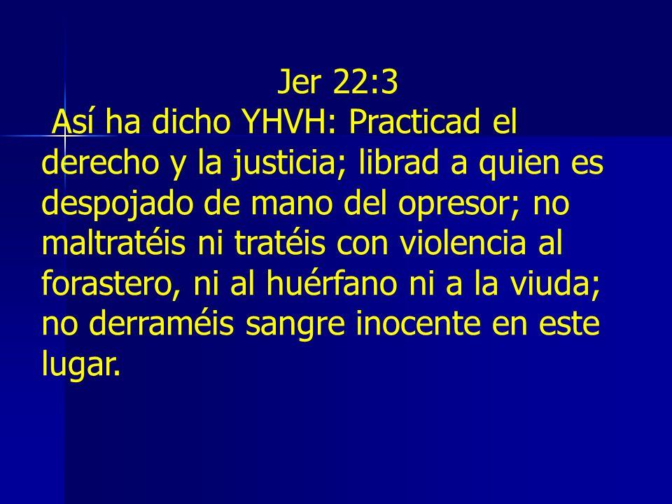 Jer 22:3