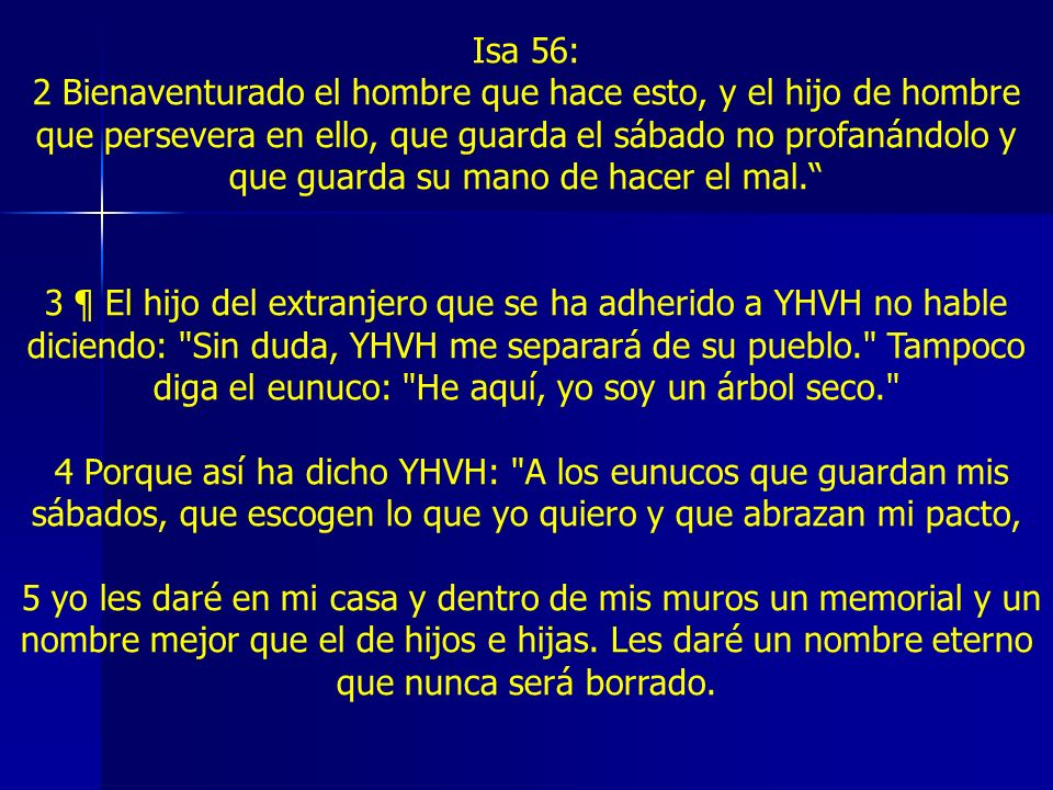 Isa 56: