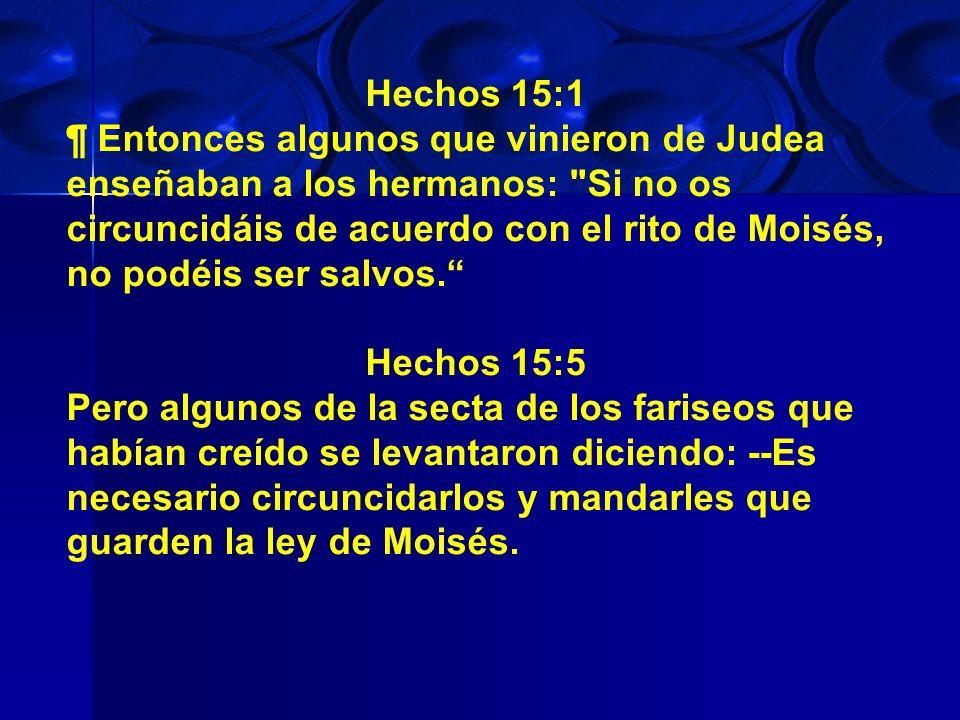 Hechos 15:1