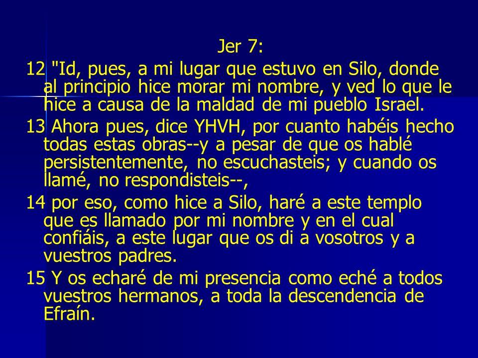 Jer 7: